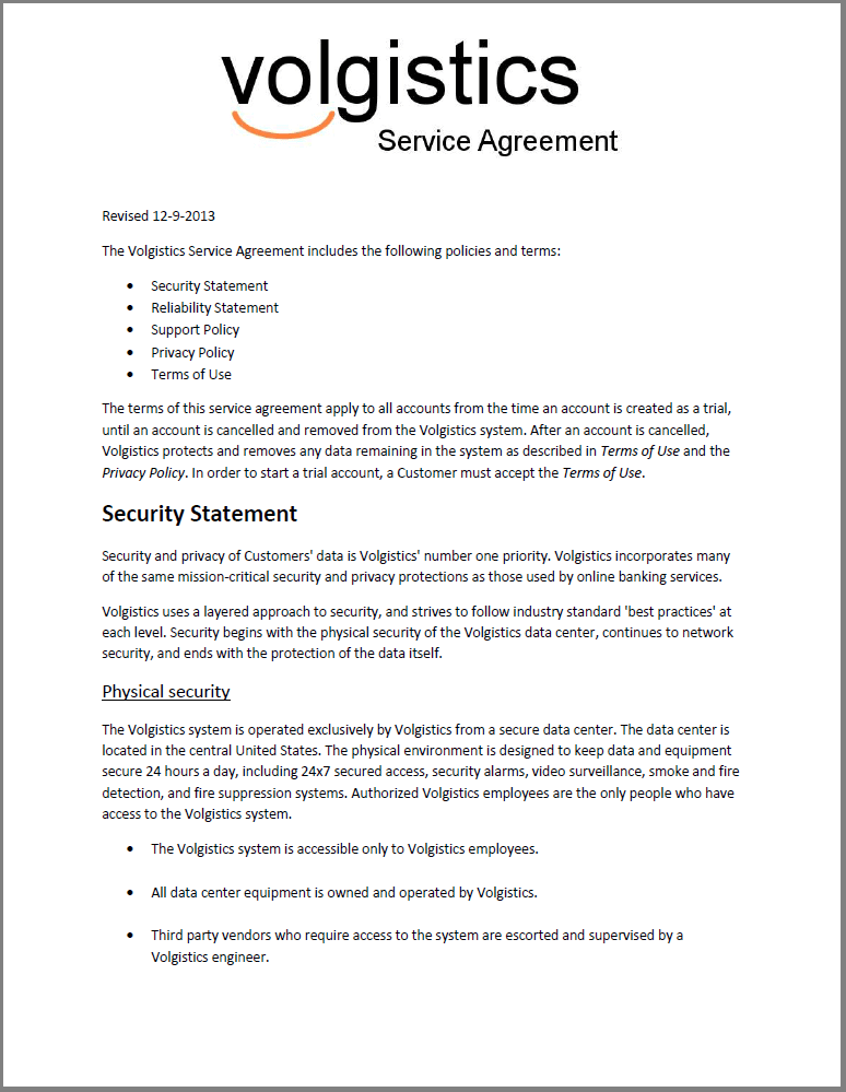 cleaning service agreement template