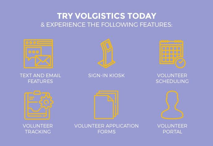 Try Volgistics Today