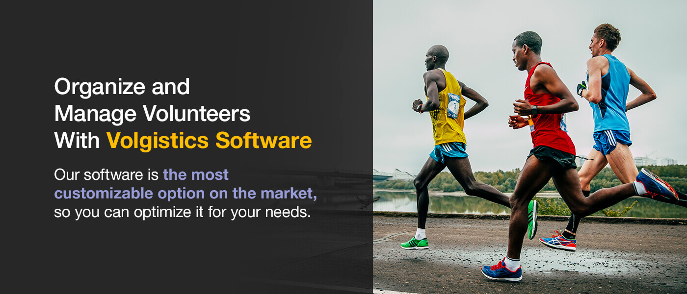 Organize and manage volunteers with Volgistics software. Our software is the most customizable on the market, so you can optimize it for your needs.