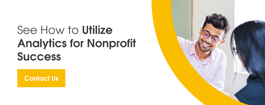 See how to utilize analytics for nonprofit success.