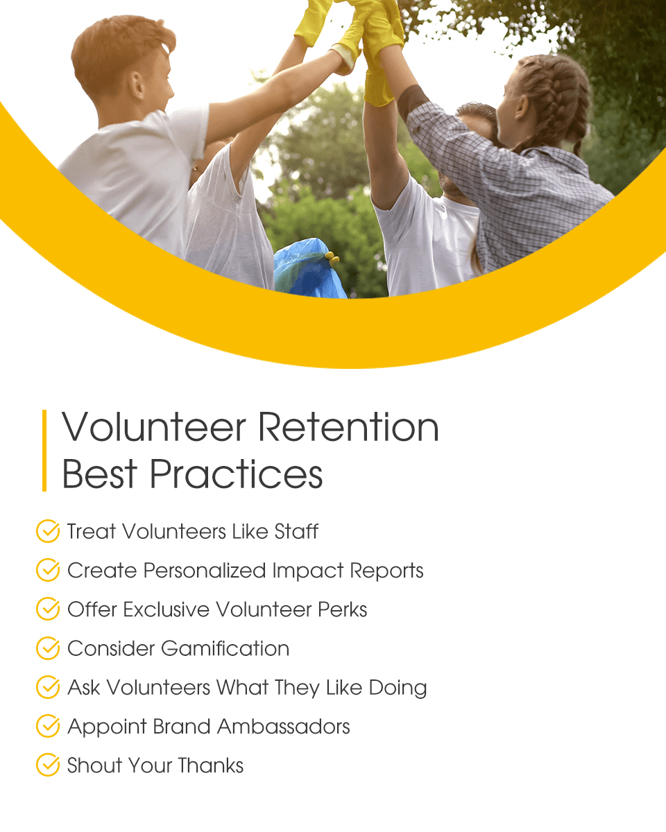 Volunteer Retention Best Practices
