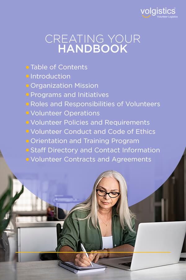 Creating Your Handbook