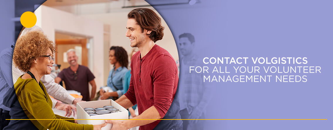 Contact Volgistics for All Your Volunteer Management Needs