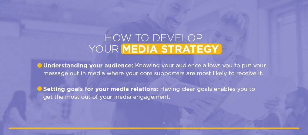 How to Develop Your Media Strategy