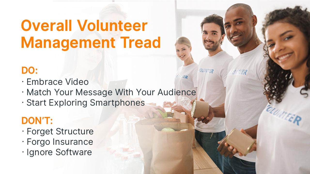 Overall Volunteer Management Tread