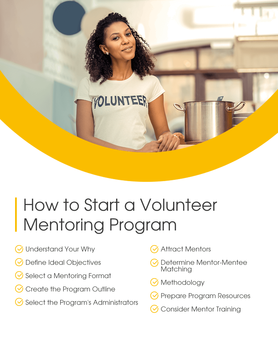 How to Start a Volunteer Mentoring Program