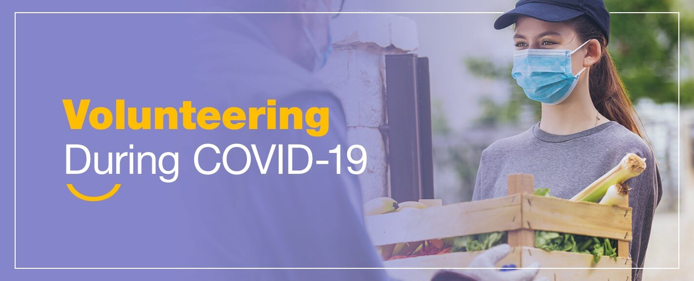 Volunteering During COVID-19