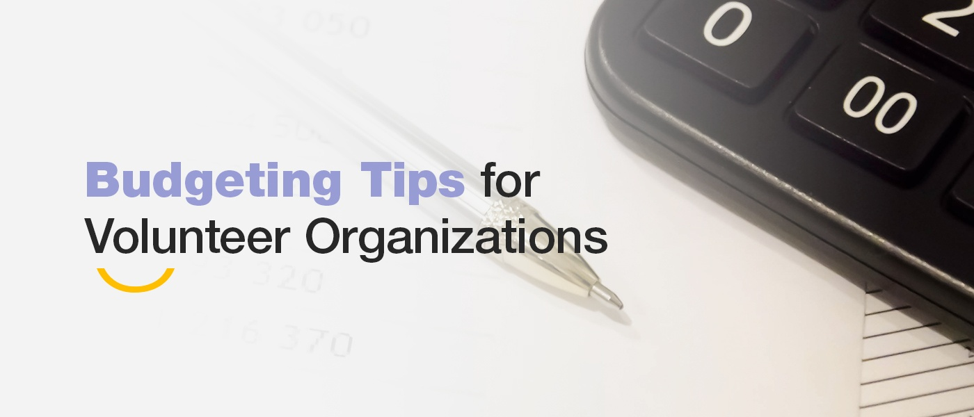 Budgeting Tips for Volunteer Organizations