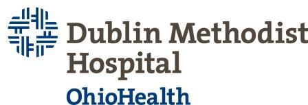Dublin Methodist Hospital 2021-2022 Project SEARCH Application