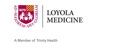 Loyola Medicine COVID-19 Volunteer Enrollment Form
