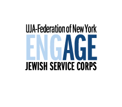UJA Federation of New York's Engage Jewish Service Corps Volunteer Registration form: Engage in Manhattan