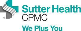 California Pacific Medical Center Volunteer Services California Pacific Medical Center Volunteer Application Form