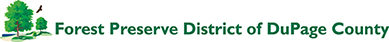Forest Preserve District of DuPage County Volunteer Application 2021