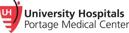UH Portage Medical Center Volunteer Services Department UH Portage Medical Center Volunteer Application