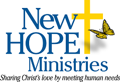 New Hope Ministries New Hope Ministries Group Volunteer Application