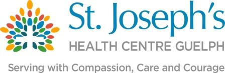 St. Joseph's Health Centre Guelph Volunteer Application Form