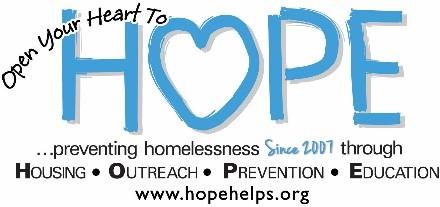 HOPE Helps, Inc. Login