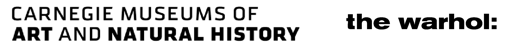 Carnegie Museum of Art and Natural History Volunteer and Internship Application Form