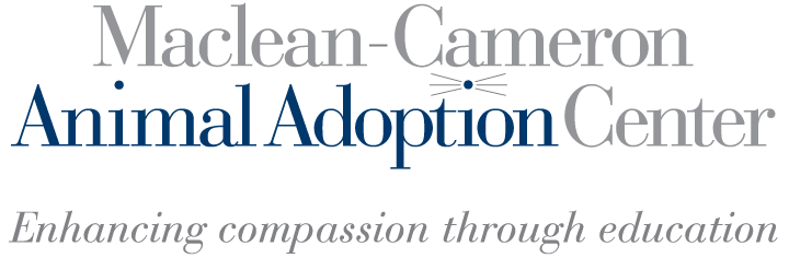 Maclean-Cameron Animal Adoption Center Youth Volunteer Application (Ages 10-17)