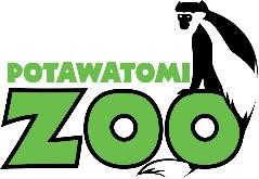 Potawatomi Zoo Volunteer Application Form