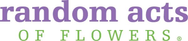 Random Acts of Flowers Volunteer Interest Form