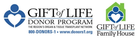 Gift of Life Volunteer Application Form