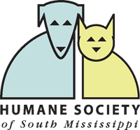Humane Society of South Mississippi Volunteer Application Form