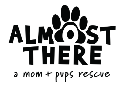 Almost There: A Mom + Pups Rescue VOLUNTEER APPLICATION