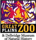 Great Plains Zoo and Delbridge Museum of Natural History Login