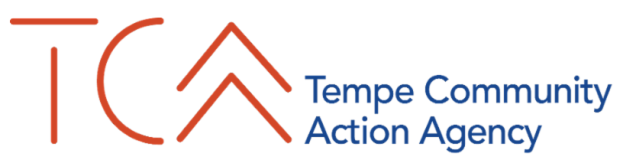 Tempe Community Action Agency Volunteer Application Form 20/21