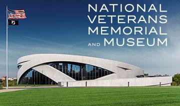 National Veterans Memorial and Museum Memorial Day Weekend Volunteers