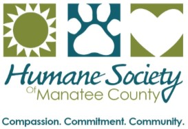 Humane Society of Manatee County Volunteer Application Form