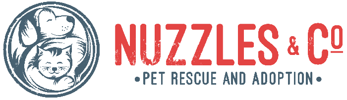 Nuzzles & Co. Pet Rescue & Adoption Login
