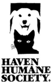 Haven Humane Society Haven Humane Society Volunteer Application Form