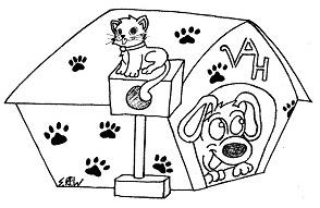 Valley Animal Haven Volunteer Application Form