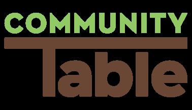 Community Table Community Table - Volunteer Application