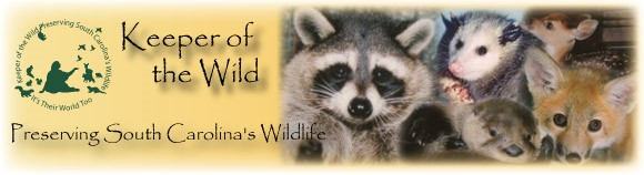 Keeper of the Wild Wildlife Rescue and Sanctuary, LLC Privacy Policy