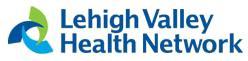 Lehigh Valley Health Network Volunteer Application Form