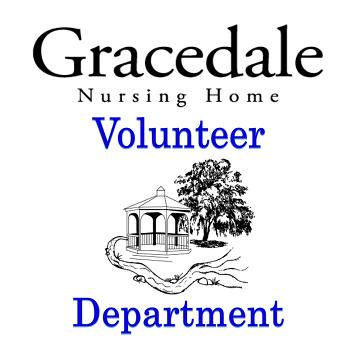 Gracedale Nursing Home Adult Volunteer Application Form