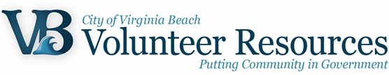 City of Virginia Beach, Office of Volunteer Resources Login