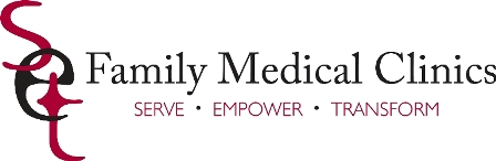 SET Family Medical Clinics SET Family Medical Clinics - Volunteer Application