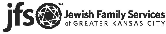 Jewish Family Services of Greater Kansas City Login