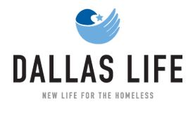 Dallas LIFE Volunteer Application for Minors