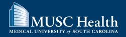 MUSC Health Privacy Policy